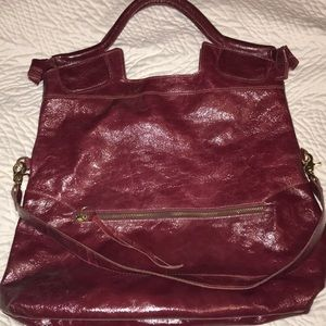 NWOT Foley Corinna City Tote